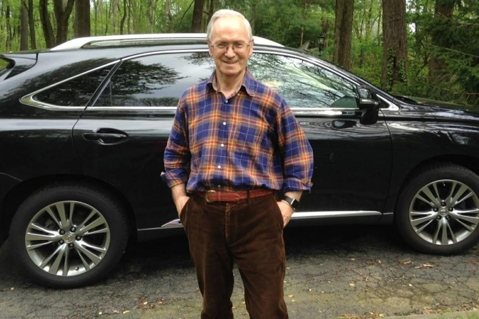83-летний химик Вил Мирзаянов давно живет в США