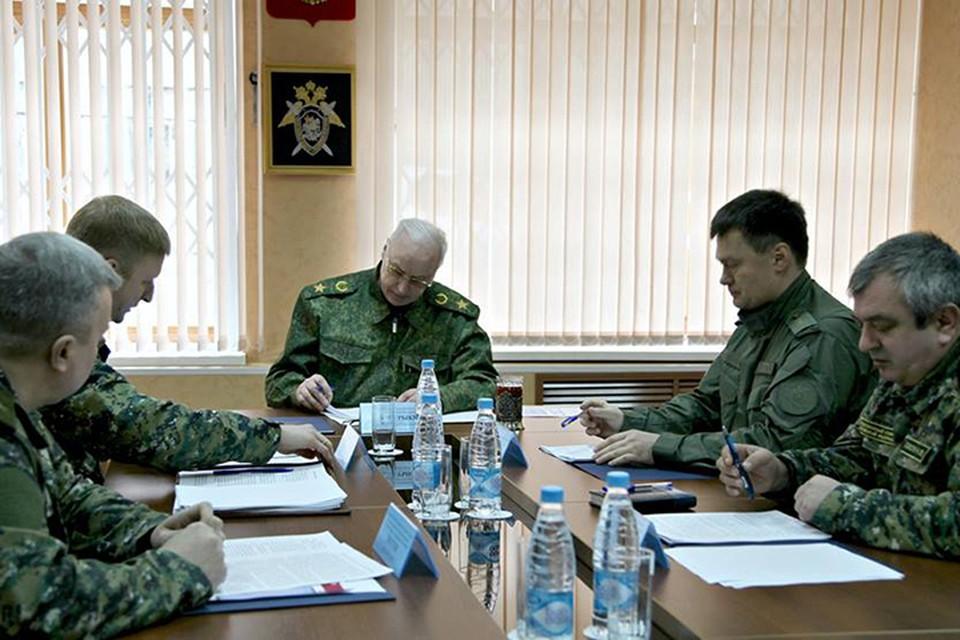 Председатель СК России напомнил следователям о первостепенной задаче по установлению фактических обстоятельств пожара