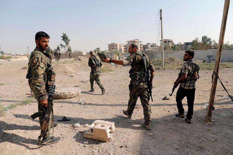 Военные Сирии нашли в Восточной Гуте лабораторию боевиков по производству отравляющих веществ