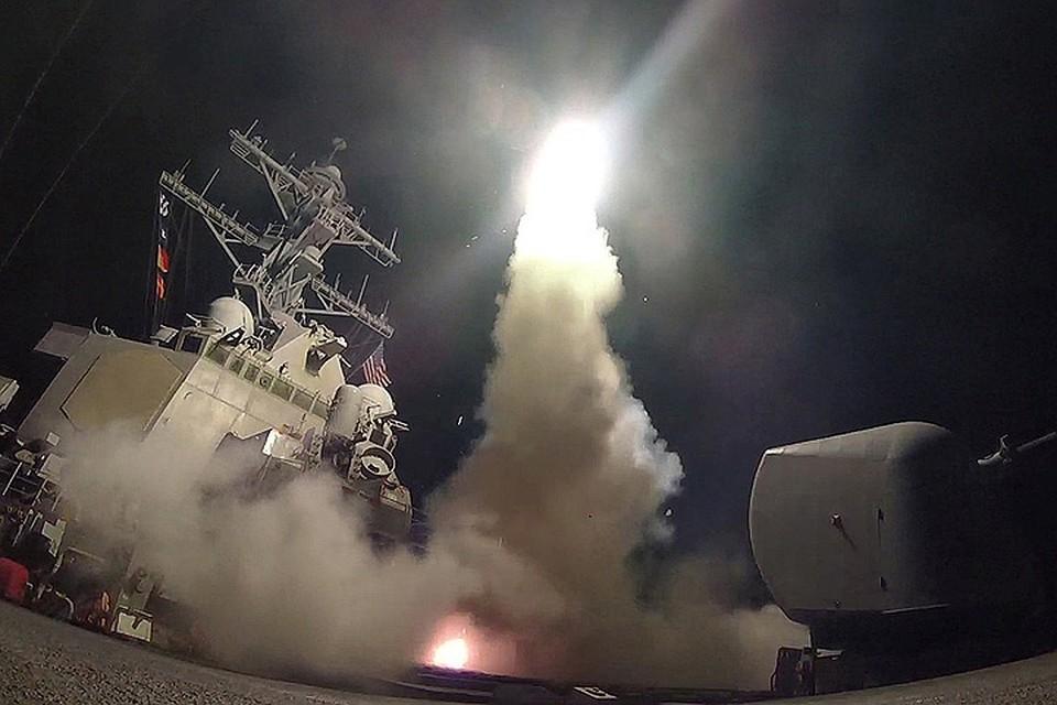 Военкор «КП» Александр Коц: В Дамаске отбитую ракетную атаку США празднуют как победу