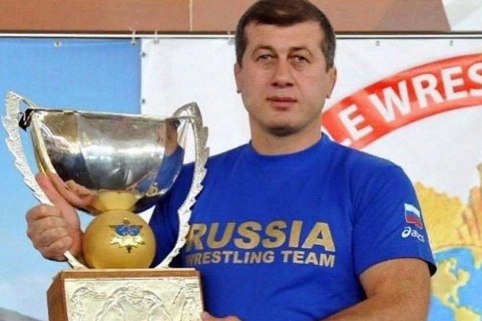Тренер сборной России по вольной борьбе и депутат парламента Северной Осетии Джамболат Тедеев.