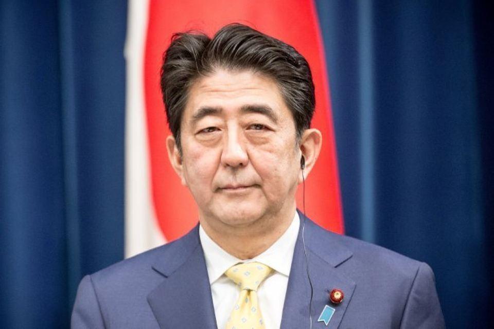Действующий премьер-министр Япония Синдзо Абэ