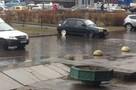 После дождя в Петербурге появились «бесплатные городские бассейны»