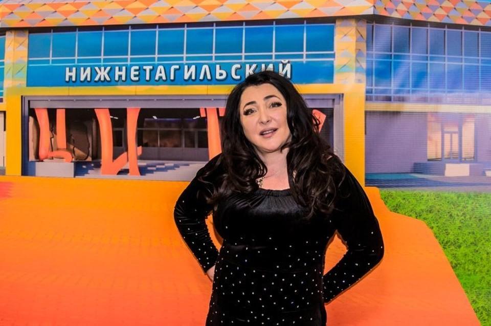 Лолита дала концерт в тагильском цирке. Фото: Андрей Звездин