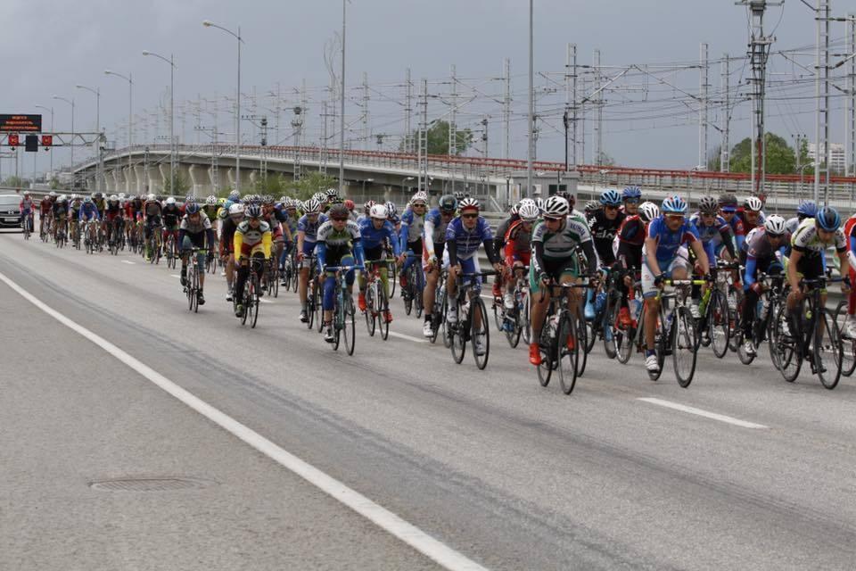 Тюменский велогонщик Валерий Фаткуллин победил в многодневке «Гран-при Сочи». Фото ЦСП72