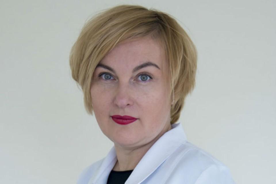 Замглавного врача Людмила Рошковская может быть причастна к афере, считают в СК. ФОТО: alexhospital.ru.