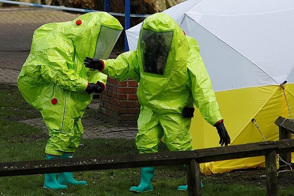 Британия продолжает настаивать, что к отравлению Скрипалей причастна Москва