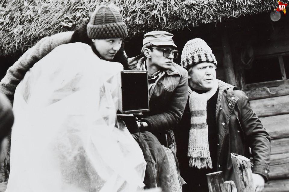 """Съемки """"Знака беды"""" проходили очень драматично: в конце отношения на площадке между режиссером и оператором совсем охладели. Фото: архив Татьяны Логиновой"""