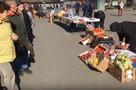 В Санкт-Петербурге нелегальные торговцы избили представителя «Потребнадзора»