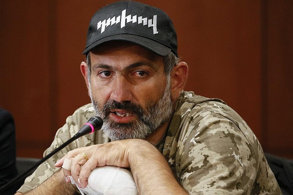 Оппозиция в Армении назвала условия своего участия в выборах