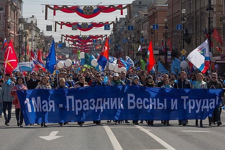 Картинки по запросу Петербуржцы побили рекорд численности на 1 мая