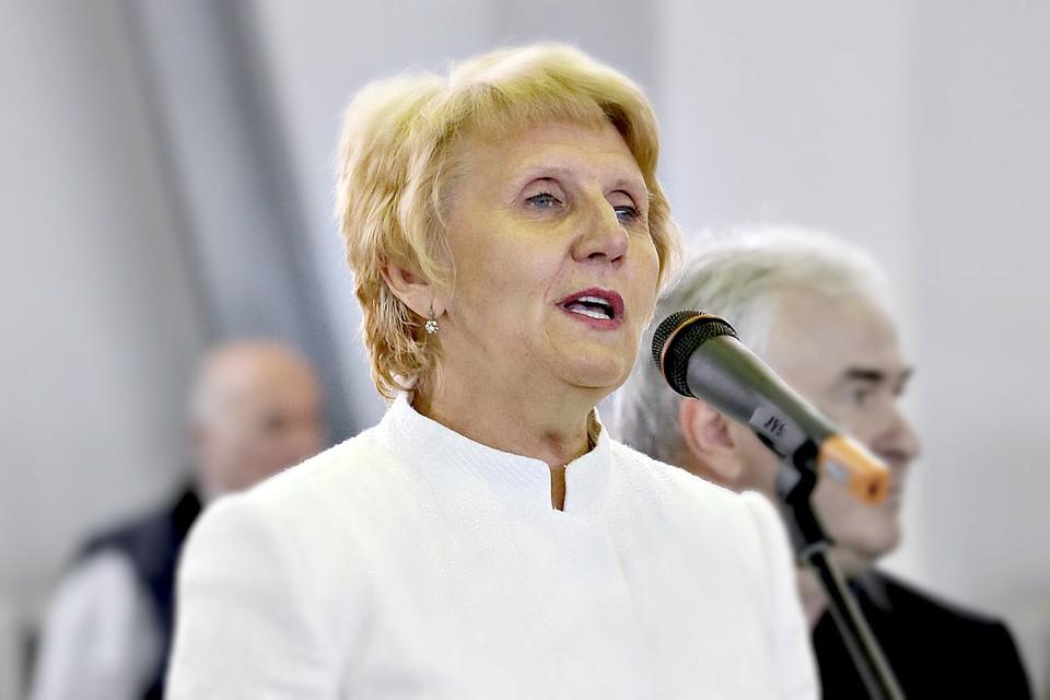 Людмила Чернова. Фото: kubansport.ru