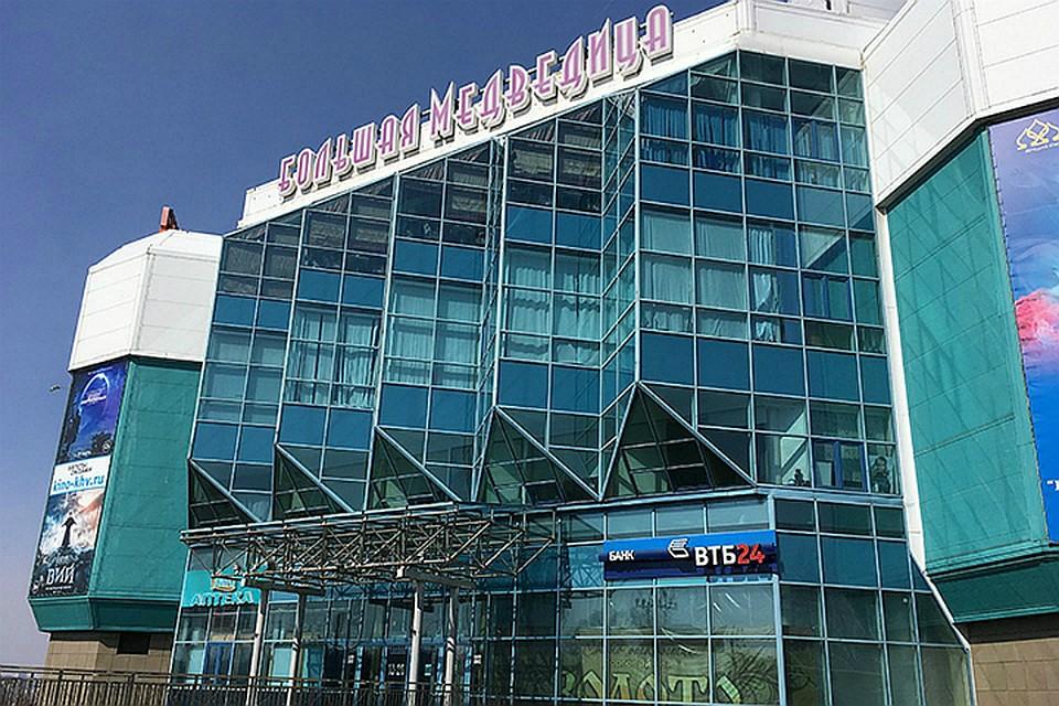 В Хабаровске торговые центры, кинотеатры и спортивные клубы закрывают из-за  нарушений пожарной безопасности e8247543ff1