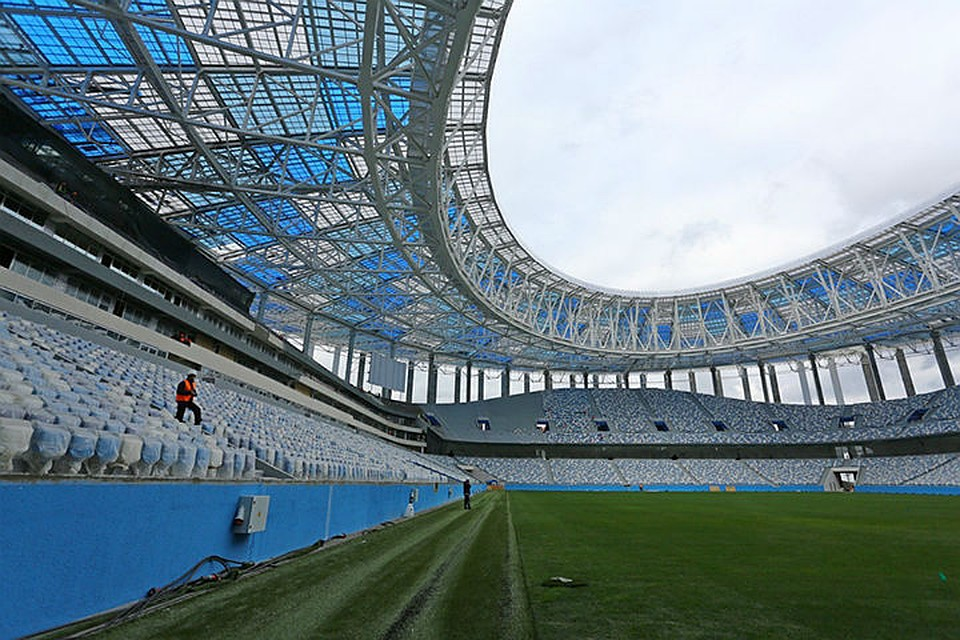 Стадион в нижнем новгороде к чм 2019 года - КалендарьГода рекомендации