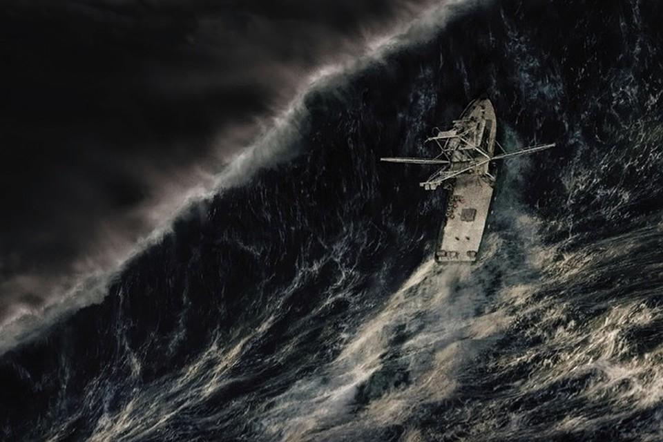 В Новой Зеландии учёные зафиксировали рекордную высоту волны