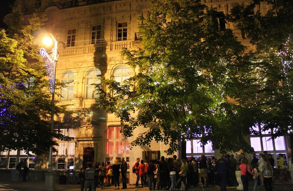 Музей участвует в международной акции с 2012 года.