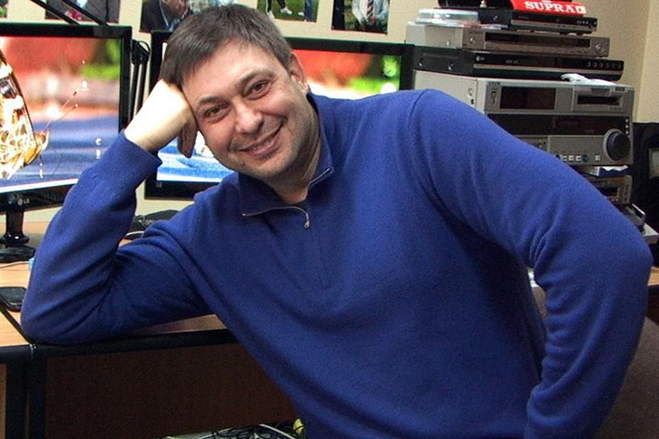 В Киеве задержали журналиста РИА Новости Украина Кирилла Вышинского