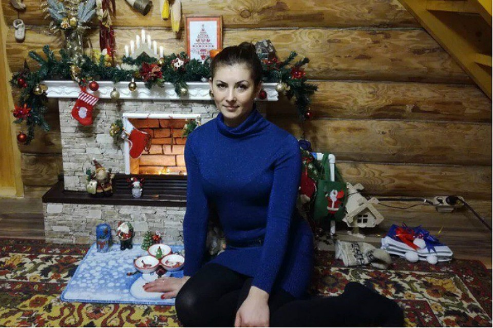 Кристина Рыбина не помнит, как оказалась в Москве и что делала 12 дней. Фото из соцсетей.