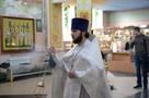 """""""Мы держали дверь, а они в нее стреляли в упор"""": Настоятель храма в Грозном рассказал о нападении боевиков"""