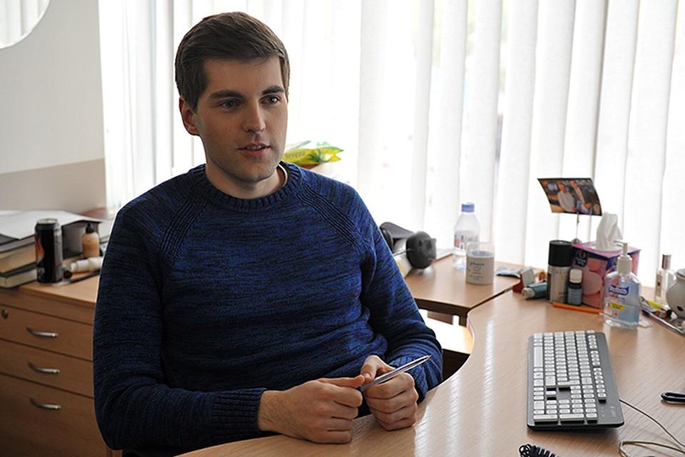 Под удар попал ведущий шоу «Пусть говорят» Дмитрий Борисов