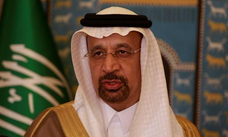 Министр энергетики Саудовской Аравии Халид аль-Фалих