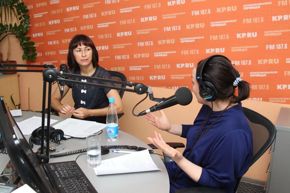 Елена Банникова, начальник Управления имущественных отношений Администрации Ижевска