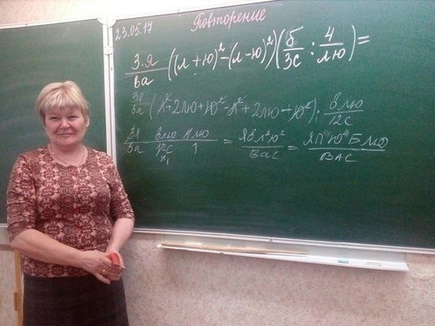 Галина Ковалева и ее пример. Фото: vk.com