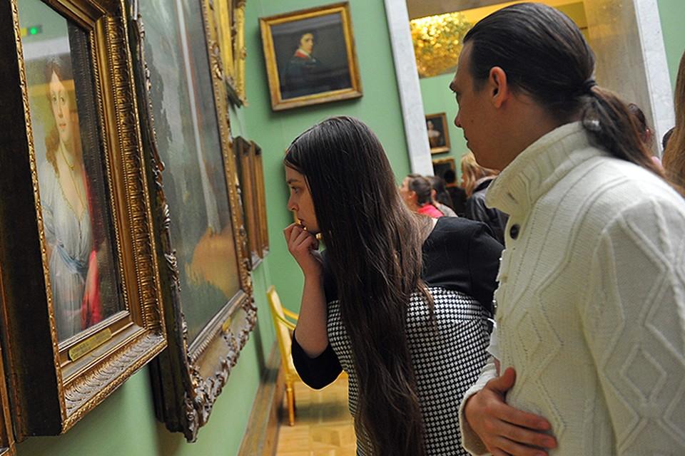 Сотрудники музея рассказали о состоянии полотна Ильи Репина