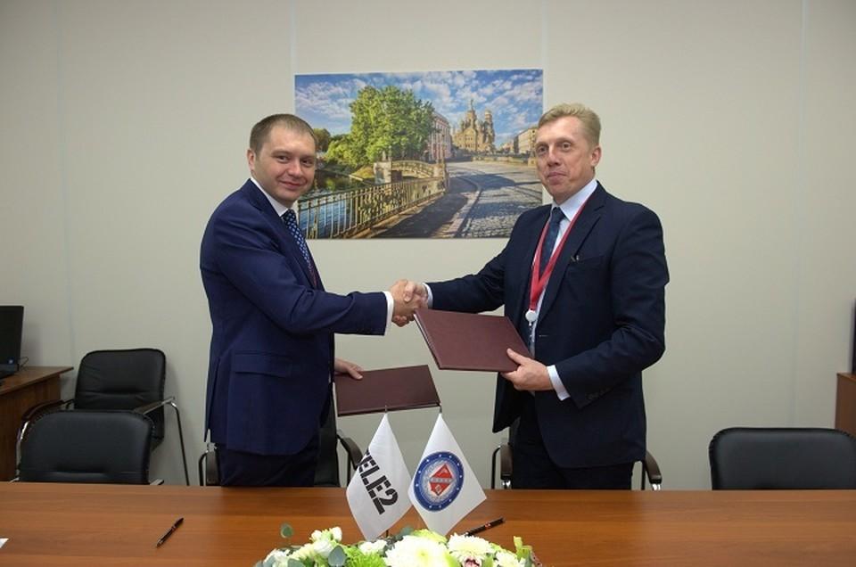Подписи под документом поставили Олег Смешко Олег Телюков.