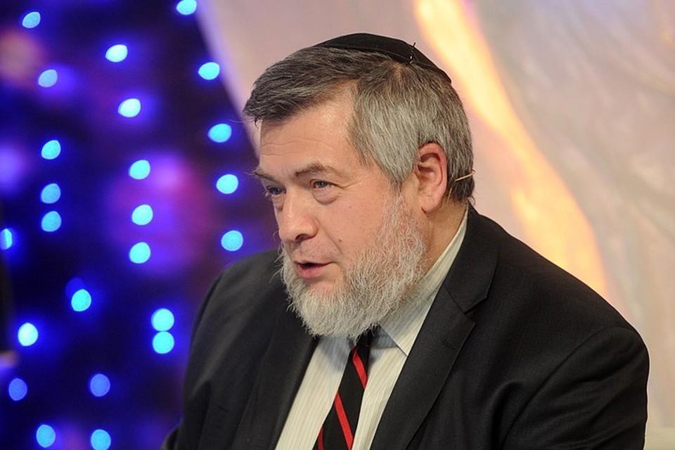 Известный израильский политолог Авигдор Эскин