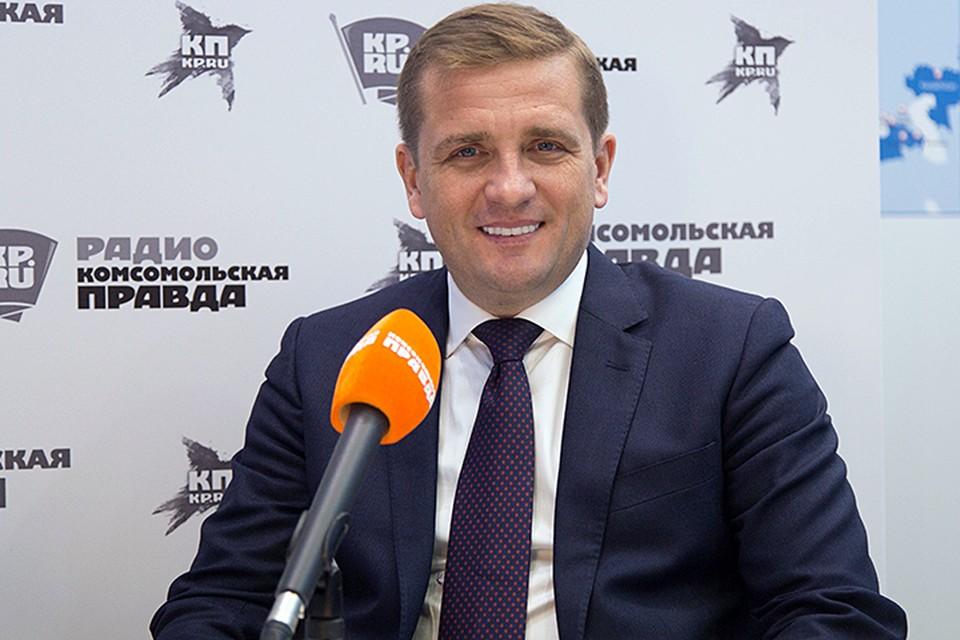 Глава Росрыболовства Илья Шестаков: «Мотивируем рыбаков работать на внутренний рынок»