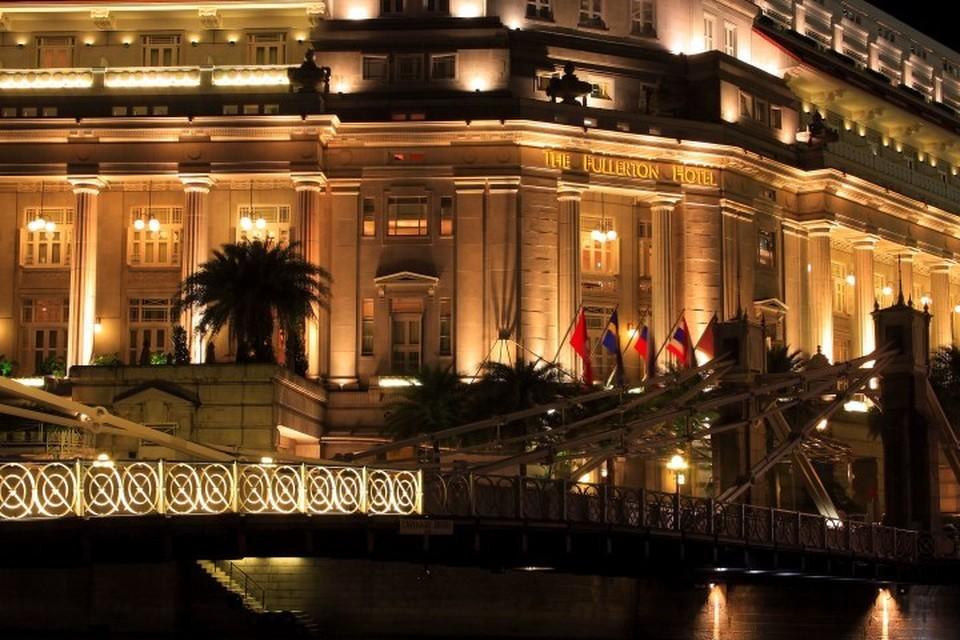 Отель Fullerton в Сингапуре