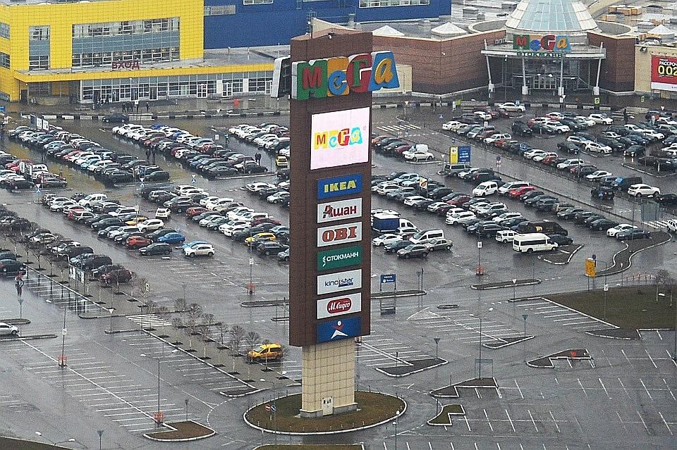 В Химках из-за сигареты эвакуировали торговый центр «Мега» d1ca5861d1b