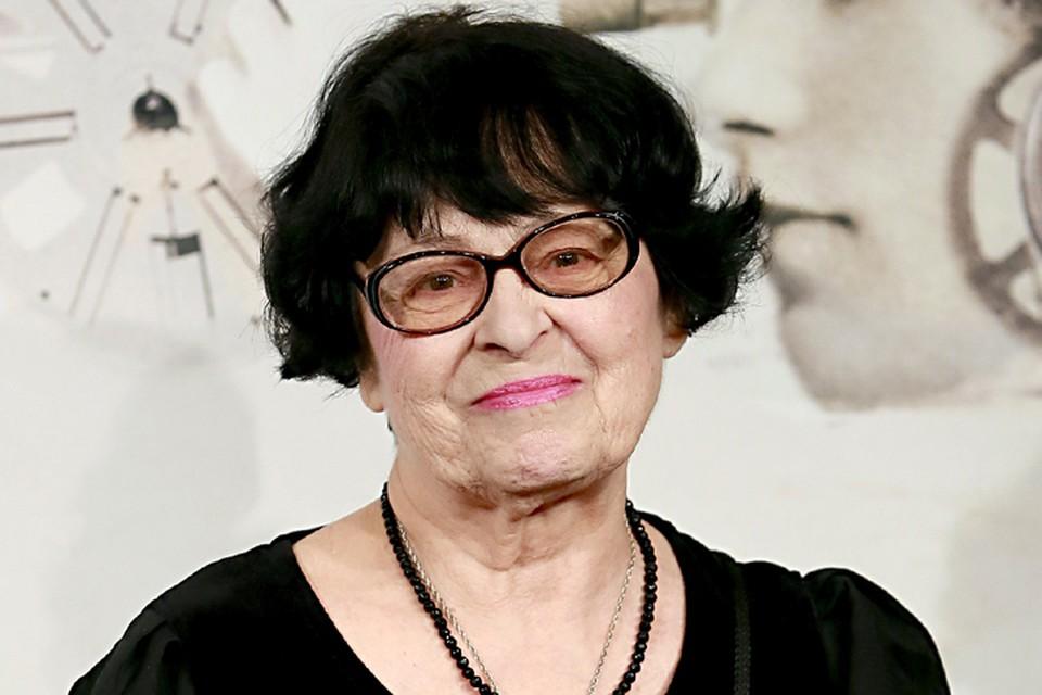На 84-м году ушла из жизни Кира Муратова.