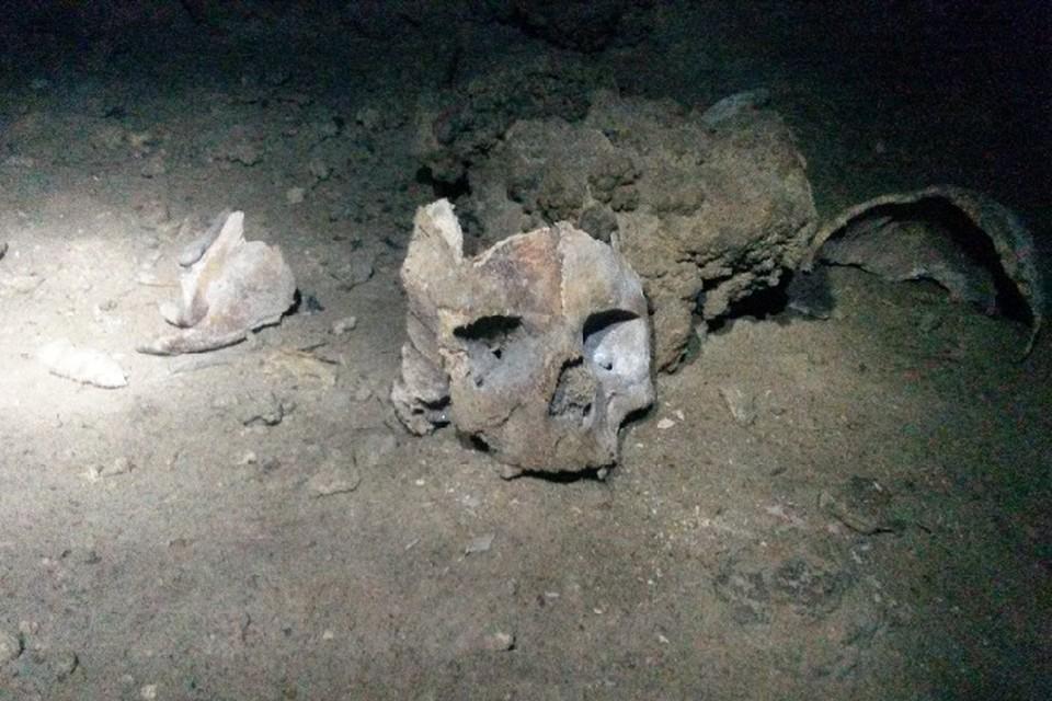 В Чечне исследуют подземные «города мертвых». Фото: спелеологическая экспедиция «Русского географического общества»