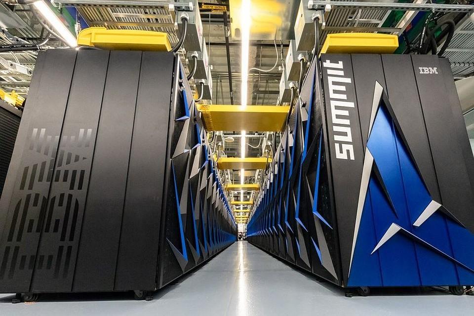 Американские инженеры собрали мощнейший в мире суперкомпьютер Summit 21b75a0c549