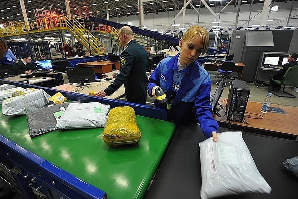 ФТС предложила снизить пошлину на интернет-посылки до 20%, но не менее одного евро за килограмм