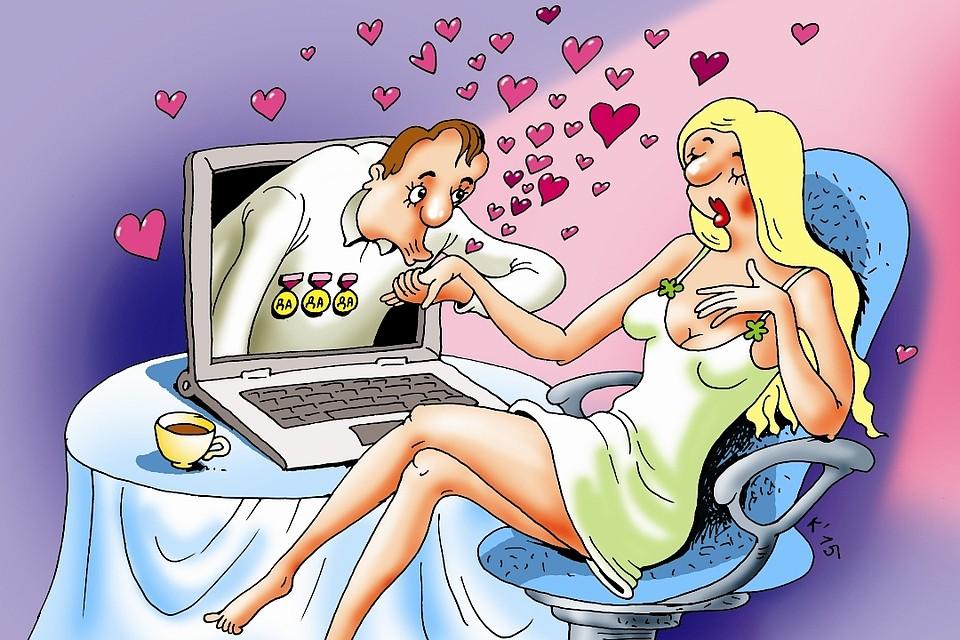 Виртуальный секс с заключенным