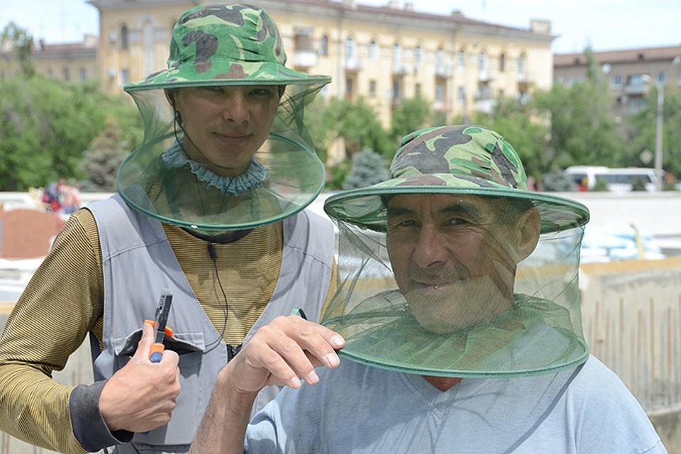 Москитные сетки - отличная защита от мошки.