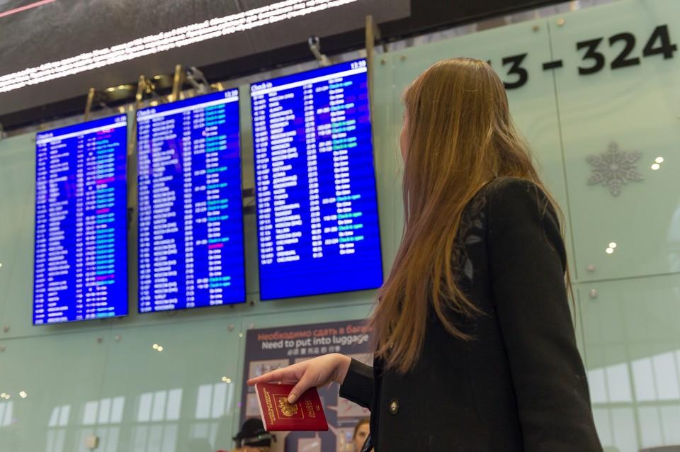 С середины апреля до середины мая из 2380 чартерных рейсов были задержаны всего 4,6%.