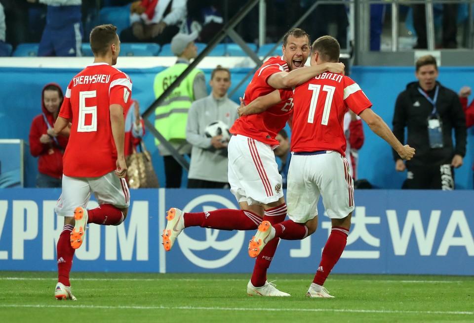 Сборная России сыграет против Испании в воскресенье, 1 июля.