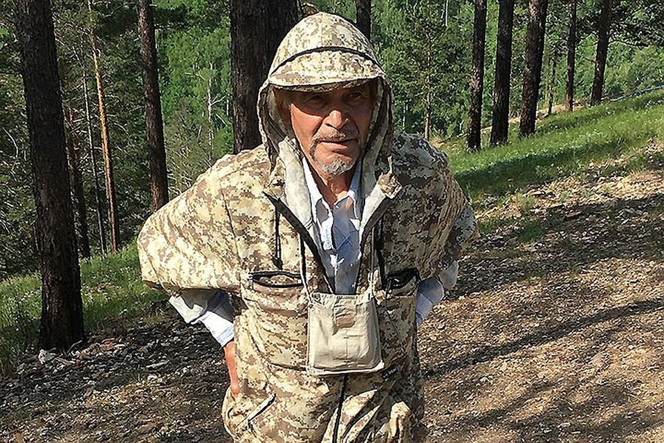 В августе 1993 года спасатель Валерий Татарников вместе с коллегой Владимиром Зиновым искал группу Коровиной.