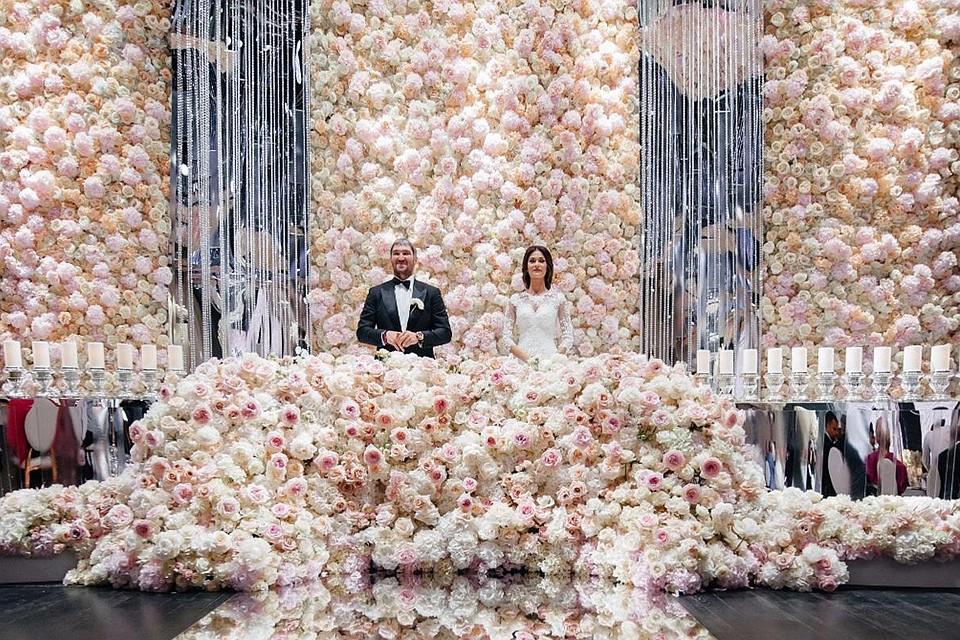 9fa6bafe5c8c191 Свадьбы знаменитостей: какие торжества закатывают звезды и бизнес-элита