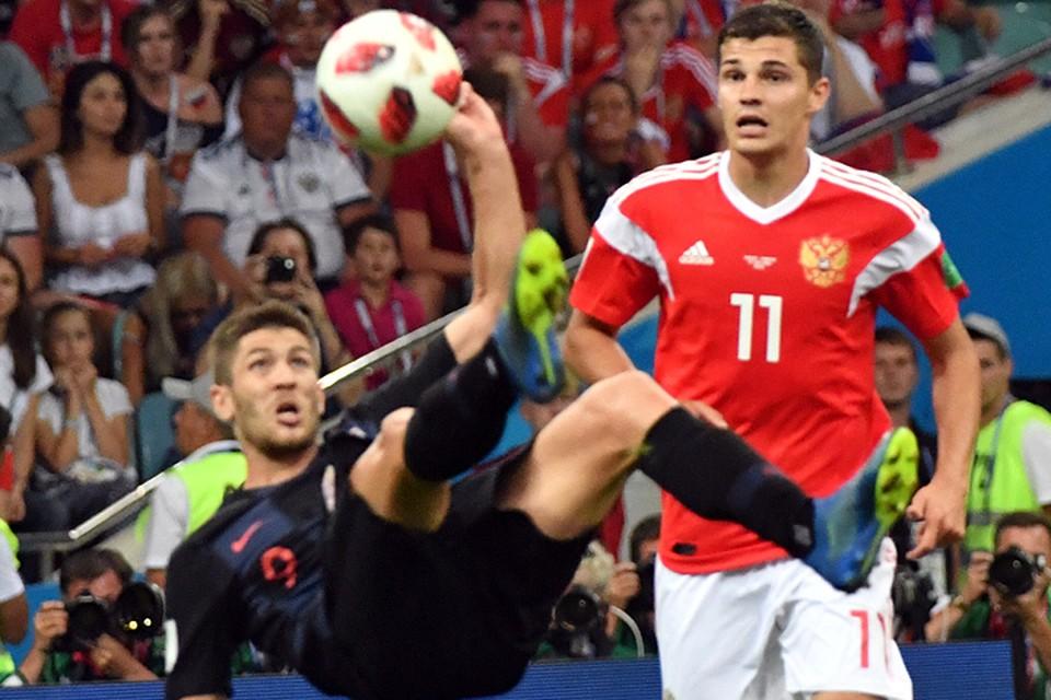 Российская сборная сделала все, что могла. Да, этого было недостаточно для победы, но они уходят с восстановленной репутацией