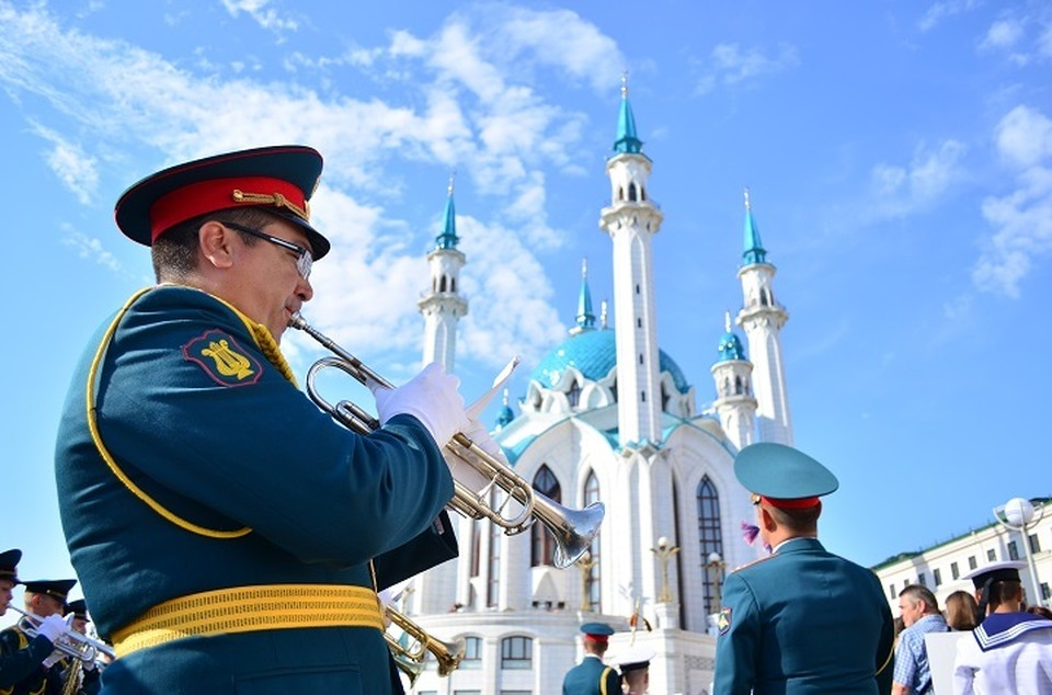 Фото: пресс-служба казанского Кремля