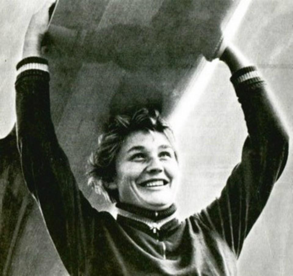 Антонина Середина. Фото: wikipedia.org