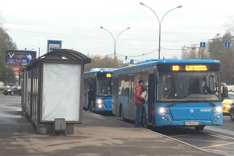 Почти 800 современных автобусов пополнят автопарк Москвы до конца года