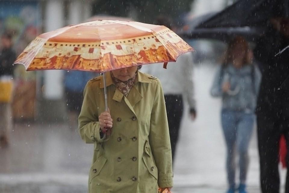 Пасмурная погода приводит к психическим расстройствам