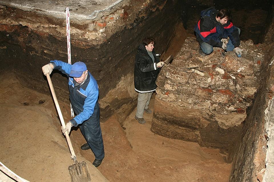 За последние несколько лет археологи нашли более 10 тысяч артефактов