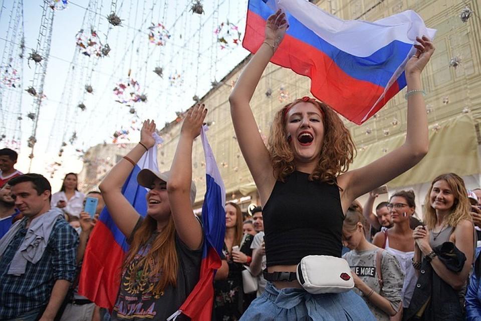 За время проведения чемпионата туристы потратили 96,6 млрд рублей